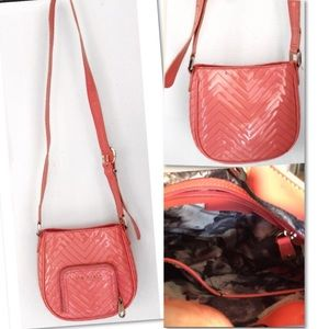 TED BAKER DREW QUILTED CROSSBODY BAG PURSE